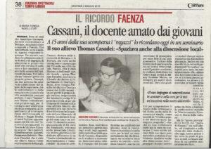 Articolo Cassani