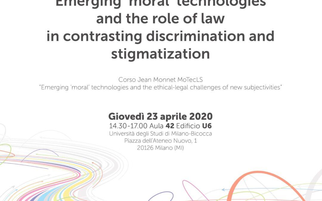 Sviluppo tecnologico e forme di discriminazione: quale ruolo per il diritto?