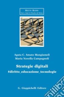 Strategie digitali #diritto_educazione_tecnologie