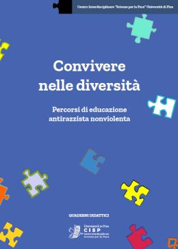 Convivere nelle diversità. Percorsi di educazione antirazzista nonviolenta