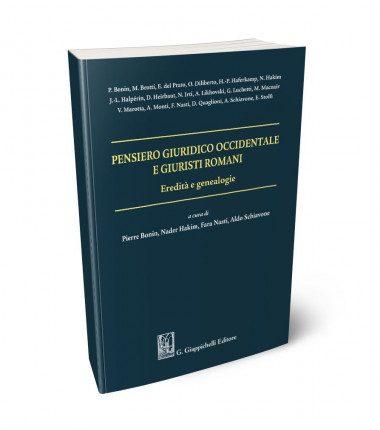 Pensiero giuridico occidentale e giuristi romani- Eredità e genealogie