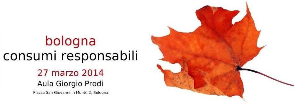 27.03.14 – Bologna consumi responsabili