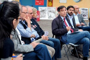 01/06/2013 - Passaggio della Carovana Antimafia a Forlì