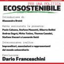09.11.12 – Per una politica ecosostenibile – Reggio Emilia