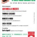 06.02.13 – Moralità pubblica, civismo e costi della democrazia. Le sfide della buona politica – Reggio Emilia
