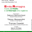 Emilia Romagna Cuore dell'Italia e dell'Europa che vogliamo