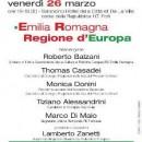 Emilia-Romagna Regione d'Europa