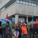 Solidarietà ai lavoratori della Vis Mobility di Santa Sofia